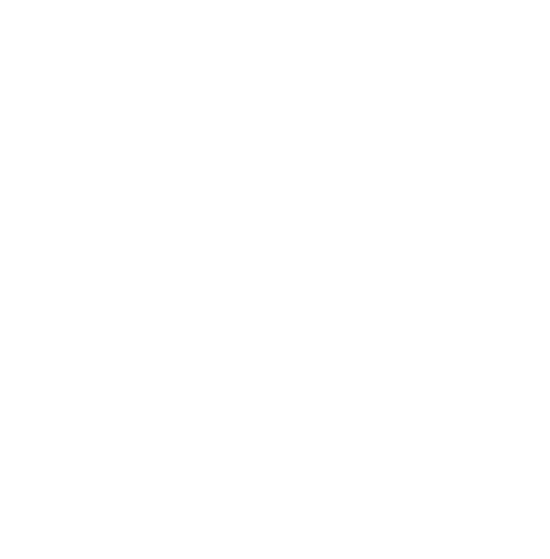The Alongside Wildlife Foundation logo, featuring a black bear in profile. White artwork.